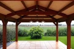 Strutture per esterno in legno