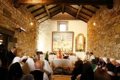 Coperture in legno Chiesa S.Antiogu