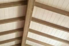 Tetto in legno Villacidro